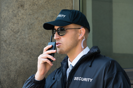 """protected """"BY"""" a security officer"""