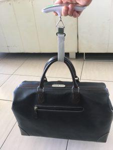 手荷物 はかり 便利
