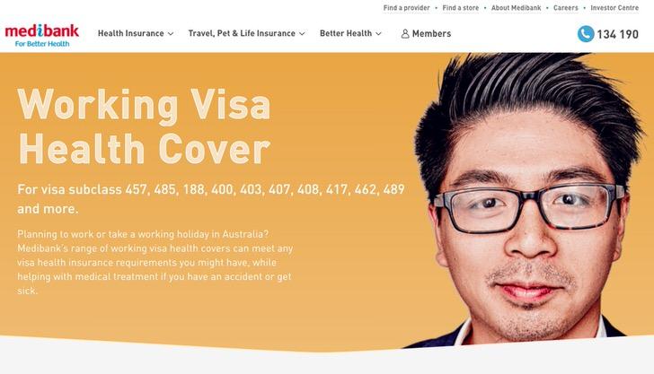オーストラリア ワーホリ 保険