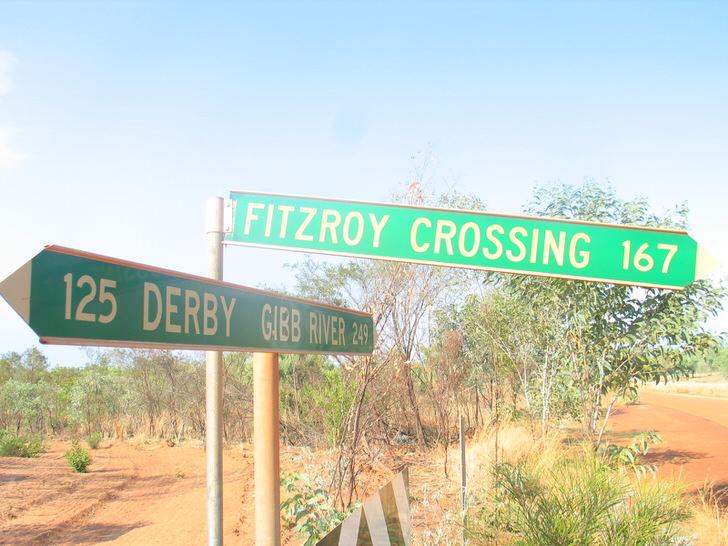 西オーストラリア ラウンド ウェスタン ブルーム ギブリバーロード ウィンジャナ渓谷国立公園