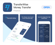 transferwise 使い方