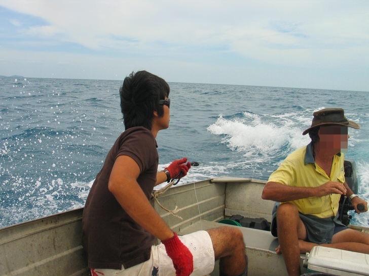 マグロ漁 釣り