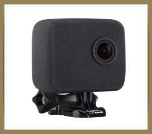 GoPro 風切り音 対策
