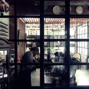 バリ カフェ
