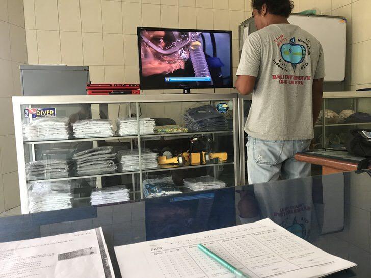 バリ島 ライセンス オープンウォーター