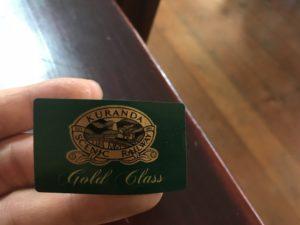 キュランダ 列車 ゴールドクラス 感想