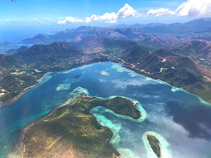 コロン島(ブスアンガ島)への行き方