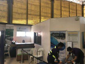 コロン ブスアンガ空港