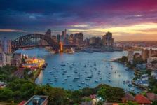 シドニー湾の写真