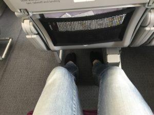 カタール航空 座席 エコノミー