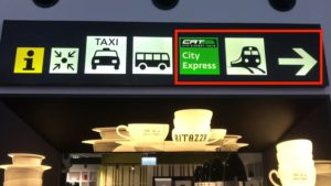 ウィーン空港 市内 電車 アクセス