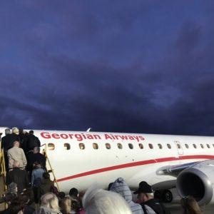 グルジア航空 ジョージア