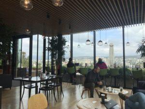 トビリシ ノマド カフェ