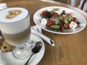 トビリシ カフェ